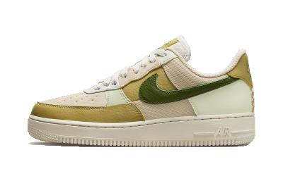 Nike Air Force 1 Low Scrap Olive Green