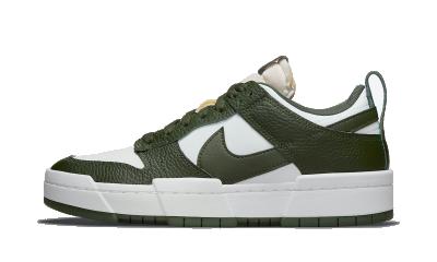 Nike Dunk Low Disrupt Dark Green