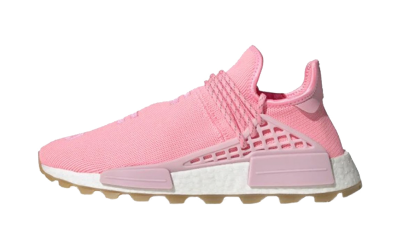 NMD Hu Trail Pharrell Now Is Her Time 'Light Pink'