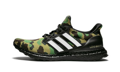 Ultra Boost Bape 1st Camo Green