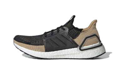 Ultra Boost 19 'Core Black Raw Sand Grey Six'