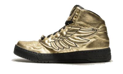 JS Wings Metallic Gold