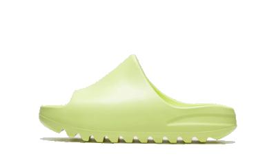 Yeezy Slide Glow Green (Kids)