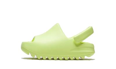 Yeezy Slide Glow Green (Infant)