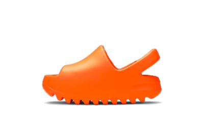 Yeezy Slide Enflame Orange (Infant)