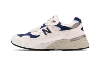 New Balance 992 EC White