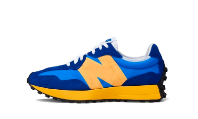 New Balance 327 Blue Orange