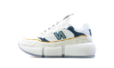 New Balance Vision Racer Jaden Smith White Navy Yellow