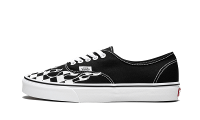 Authentic Checker Flame