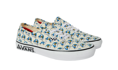 Vans Skate Authentic Palace Jeremy the Duck Classic White