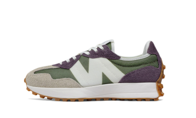 New Balance Olive/Purple
